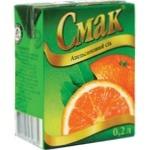 Juice Smak orange 200ml tetra pak Ukraine