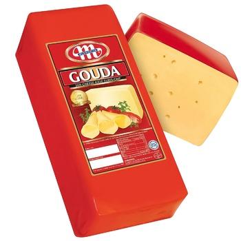 Сыр Мlekovita Гауда без лактозы 45% - купить, цены на СитиМаркет - фото 1