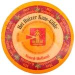 Сыр Huizer Kaas Gild Гауда с травами твердый 50%