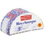 Сир Paysan Breton Bleu d'Auvergne м'який 50%