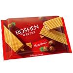 Roshen hazelnut waffles 72g
