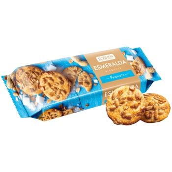 Roshen Esmeralda with peanuts cookies 150g - buy, prices for EKO Market - photo 1