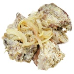 Fried Chicken Liver with Onions