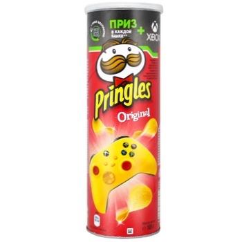 Чипсы Pringles Original 165г - купить, цены на МегаМаркет - фото 2