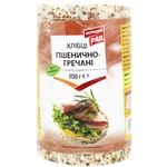 Хлебцы Первый Ряд пшенично-гречневые 100г