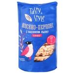 Хлебцы Tasty Style овсяно-перловые с семенами льна 100г