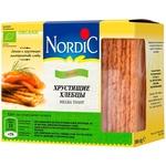 Nordic Crispy Organic Crispbread 100g