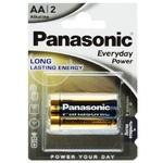 Батарейка Panasonic Everyday Power AA LR06 2шт