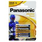 Батарейка Panasonic Alkaline Power AAA 4
