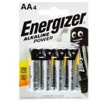 Батарейка Energizer щелочная AA LR6 4шт
