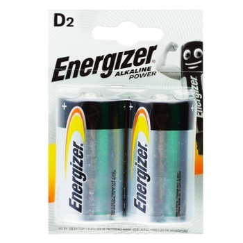 Батарейка Energizer Base зарядная D LR20 2шт