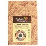 Кава Кавові шедеври Coffee Strong в зернах