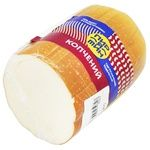 Pyrjatyn Smoked Sausage Sliced Processed Cheese 30%