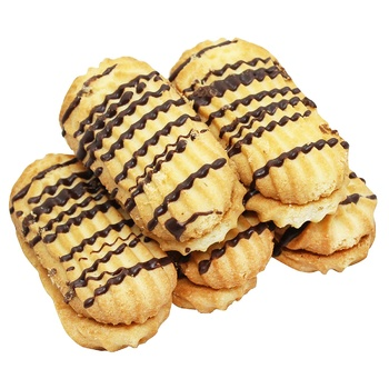 Печиво Смак дитинства - купити, ціни на ЕКО Маркет - фото 1