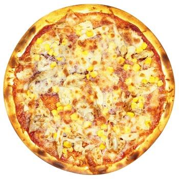 Піца Гавайська з куркою 500г - купити, ціни на ЕКО Маркет - фото 1