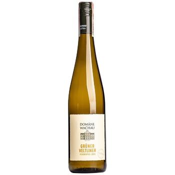 Domane Wachau Gruner Veltliner Federspiel Terrassen White Dry Wine 13% 375ml - buy, prices for CityMarket - photo 1