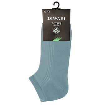 Носки мужские Diwari Active короткие р.27 018 светлый джинс 7С-37СП - купить, цены на Novus - фото 1
