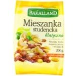 Bakalland Studentska dried fruits and nuts 200g