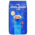 Кофе Ambassador Premium жареный в зернах 1кг
