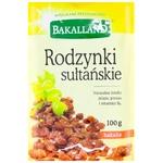 Bakalland Sultana raisins 100g