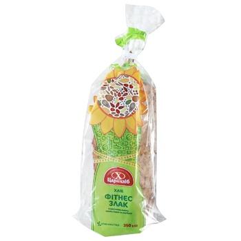 Хліб Цар Хліб Фітнес Злак в упаковці 350г - купити, ціни на Фуршет - фото 1