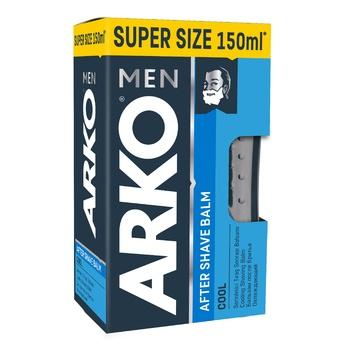 Бальзам после бритья Arko Men Cool Охлаждающий 150мл
