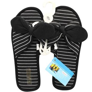 Обувь Marizel комнатная женская 733 Poon