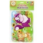 Vladi Toys Cats Magnetic Puzzle