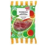 Мармелад Перший Ряд Фантазія з фруктовим ароматом 240г