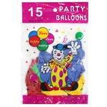 "Zed Pearlescent Balloons 12"" 15pcs"