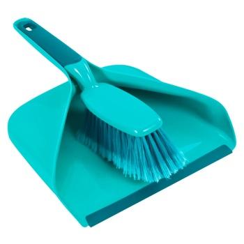 Набор Leifheit для уборки щетка и совок 41410