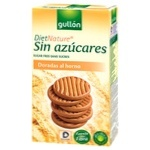 Gullon Diet Nature Cookies without Sugar 330g