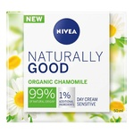 Крем Nivea Naturally Good для чувствительной кожи лица 50 мл