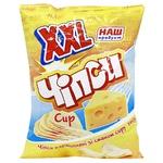 Nash Produkt Cheese Flavored Potato Chips 140g