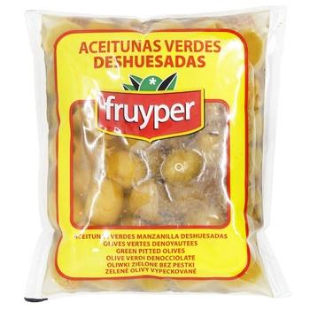 Оливки Fruyper зеленые без косточки 150мл