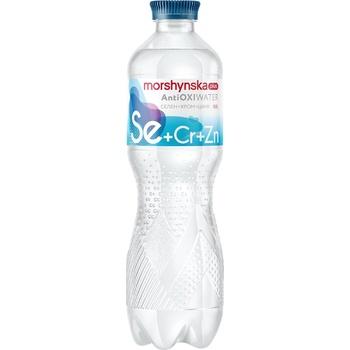 Вода негазована Моршинська Anti Oxiwater Селен+Хром+Цинк Плюс 0,5л - купити, ціни на ЕКО Маркет - фото 1