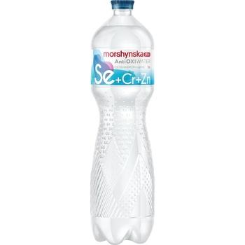 Вода негазированная Моршинська AntiOxiwater Селен+Хром+Цинк Плюс 1,5л