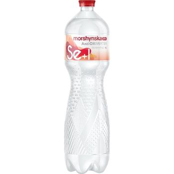 Вода негазированная Моршинська Anti Oxiwater Селен+Йод Плюс 1,5л