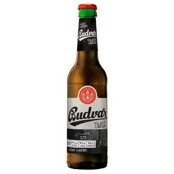 Budweiser Dark Beer 0.5l - buy, prices for CityMarket - photo 1