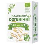 Kozub Organic Oat Flakes 500g