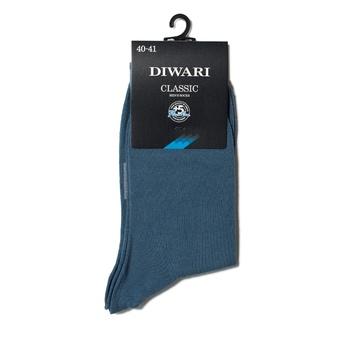 Носки мужские Diwari Classic джинс размер 25