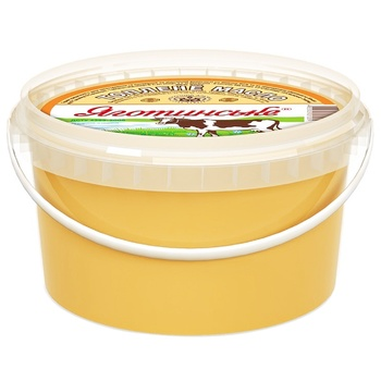 Масло Яготинське топлене 99% 500г