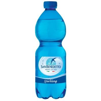 San Benedetto carbonated mineral water 500ml - buy, prices for CityMarket - photo 1