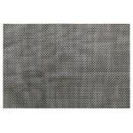 Коврик Zeller Тренд серый под тарелку 45x30см
