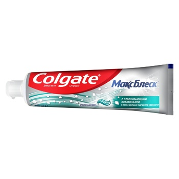 Colgate MaxBlisk Whitening Toothpaste 100ml - buy, prices for MegaMarket - photo 3