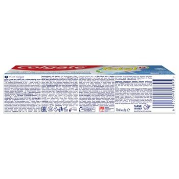 Colgate Total 12 Professional Cleaning Toothpaste 75ml - buy, prices for CityMarket - photo 3