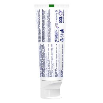 Зубная паста Colgate Total 12 Профессиональная Отбеливающая комплексная антибактериальная 75мл - купить, цены на Фуршет - фото 3