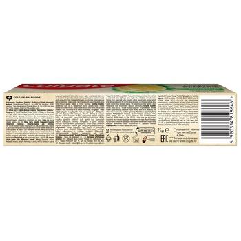 Зубная паста Colgate Древние Секреты Безупречная Свежесть Лимон и Алоэ с натуральными экстрактами 75мл - купить, цены на Ашан - фото 5