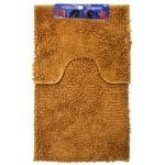 Набір килимків Kornel для ванної 50х80см + 40х50см в асортименті