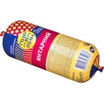 Сир плавлений Пирятин Янтарний ковбасний пастоподібний 60% 330г